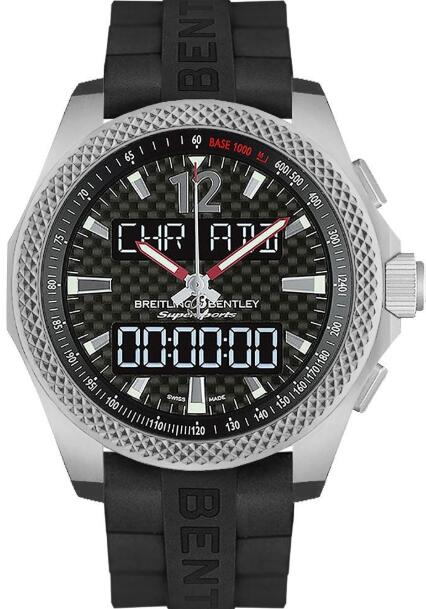 BREITLING Bentley Supersports B55 EB552022/BF47-285S Replica Watch
